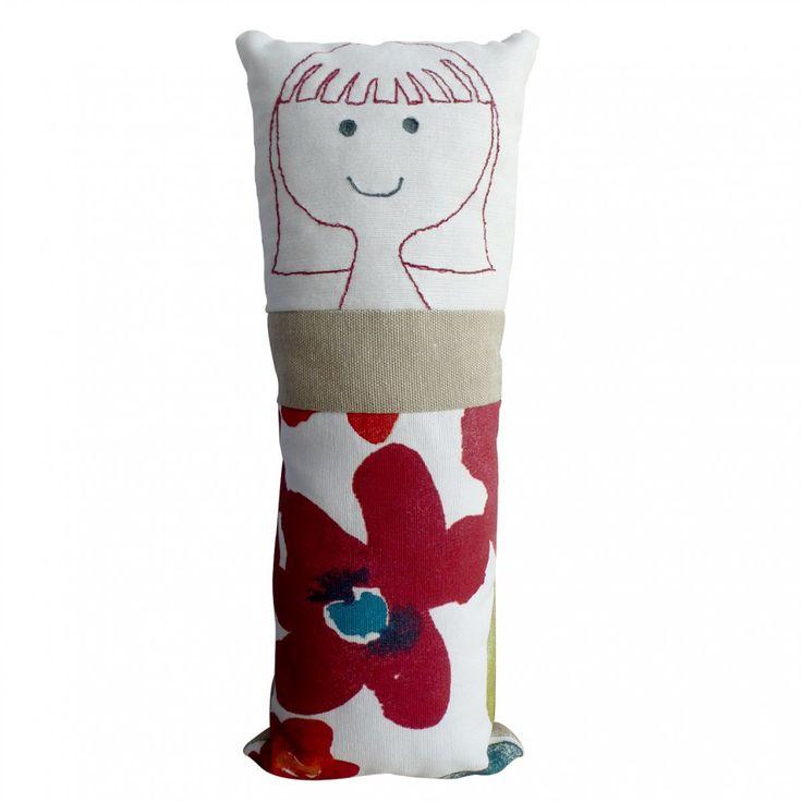 Pillo Pillow Κορίτσι Νο. 6 από Pillo Pillow στο jamjar
