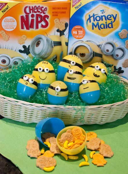 Despicably Adorable Minion Easter Egg Treats | Family Fun | Honolulu Family
