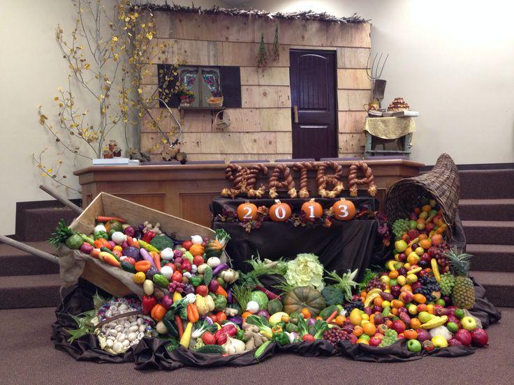 Жатва в Церкви 2013 (harvest)