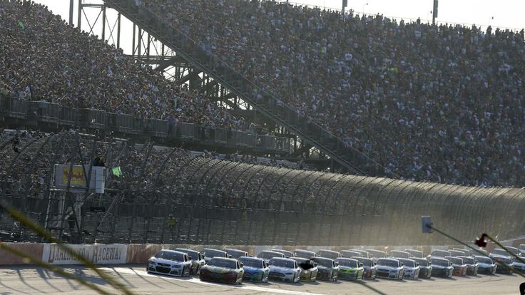 2015 Sprint Cup schedule: Darlington, Bristol, Atlanta, west coast dates change
