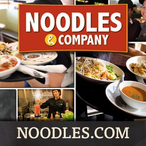 Noodles & Company serving noodles, salads and sandwiches from around the world. @Benoît Ego & Company