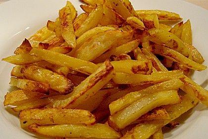 Kinderpommes aus dem Backofen (Rezept mit Bild) von Koelkast | Chefkoch.de -Children fries from the oven (recipe with image)