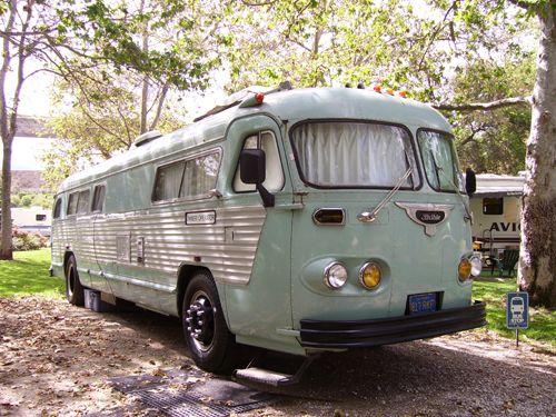 Bus- California 1955 Flxible