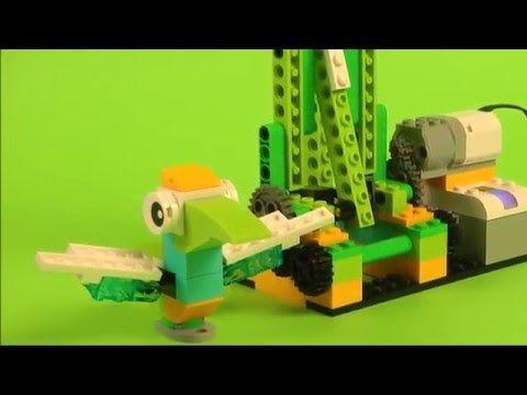 Bird's Nest LEGO WeDo 2.0 SafariCAMP WeDo