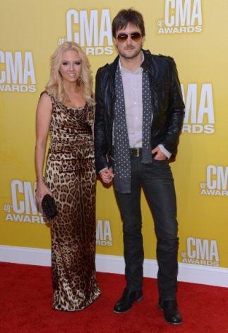 Eric and Katherine Church @ 46th Annual CMA Awards