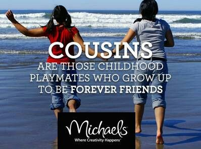 National Cousins Day 7/24/13