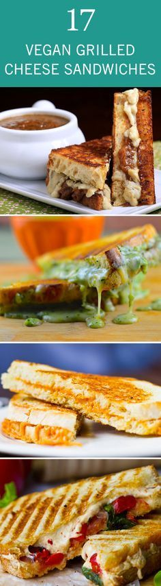 While you might not think vegan, dairy-free, or plant-based when you think of grilled cheese, these swoon-worthy recipes will make you give vegan grilled cheese a try. These recipes are sassy, spicy, bold, melty, and even a little sweet. Warm up your panini press, oven, or skillet and start testing out a few of these delicious vegan grilled cheese sandwich recipes. #grilledcheese