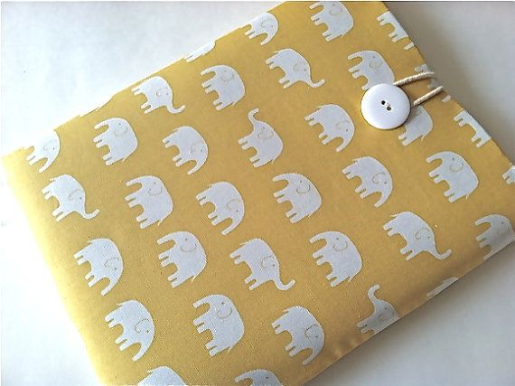 Cute iPad Case Cover Padded iPad Sleeve  by bertiescloset on Etsy, $26.99