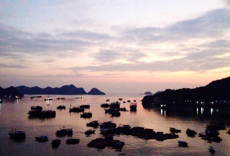 Days 66-67: Cat Ba Island & Lan Ha Bay, Vietnam.