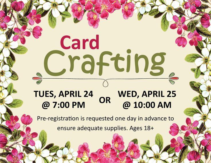 Card Crafting Kpl