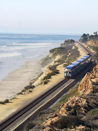 3 Incredible Train Vacations - Train Travel USA - Country Living