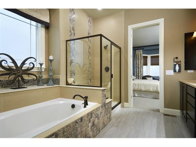 65 best images about bathroom remo on pinterest for Bathroom remodel 85382