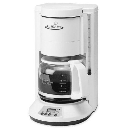 """*** For more information, visit now: Coffee Pro CFPCP330W Coffee Makers, 9.3"""" Length, 9.3"""" Width, 10.3"""" Height, 14.5 lb at Coffee Machine."""