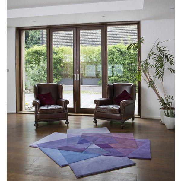 Dywan Sonya Winner After Matisse - Niezwykły dywan wełniany zainspirowany spektrum barw.