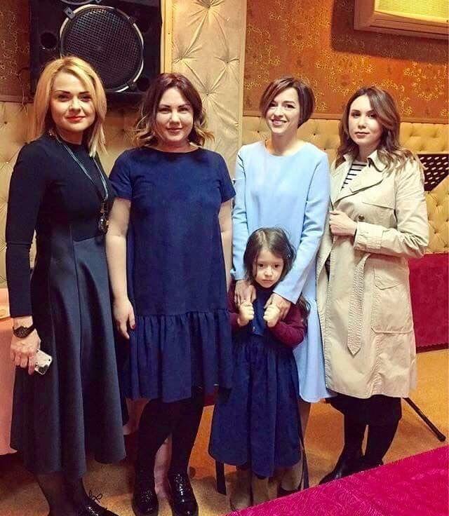 Russian Sisters Enjoying The Memorial 2017!! Still Standing Firm.