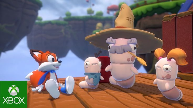 "Super Lucky's Tale – E3 2017 – 4K Announce Video Xbox One console exclusive. ""Super Lucky's Tale"" is a playground platformer for all ages. Join Lucky, the ever-optimistic, energetic, and lovable hero on his quest to find his inner strength and help his beloved sister rescue the Book of Ages from Jinx. Jinx, the scheming and mysterious villain, is trying to reshape the world...but for what reason?  Official announce trailer for Super Lucky's Tale. Coming November 7, 2017."