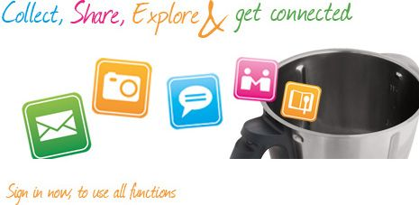 Share, collect, explore & get conntected