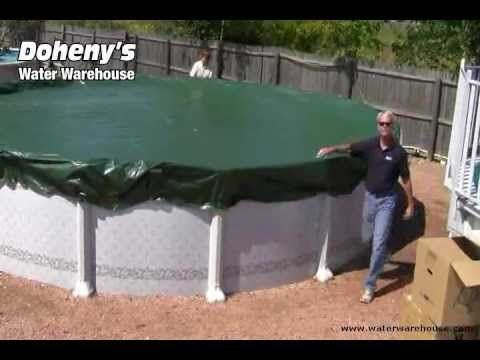 37 Best Pool Closing Images On Pinterest Above Ground Swimming Pools Ground Pools And Pool Covers