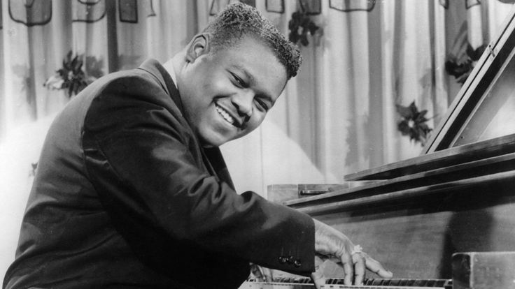 """When a journalist at a press conference in 1969 referred to Elvis Presley as """"the king"""", Presley shook his head and gestured instead towards Fats Domino, who was sitting across the room. """"No,"""" he..."""