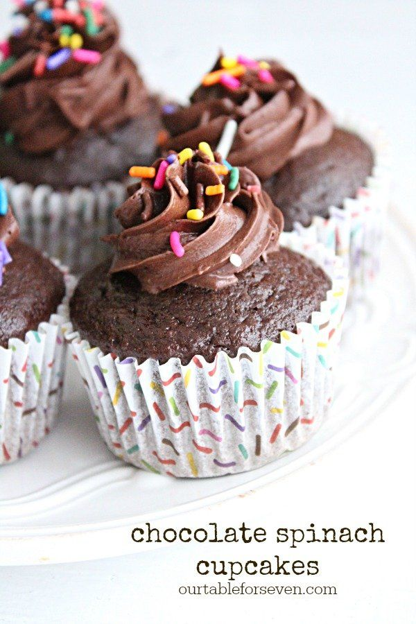 Chocolate Spinach Cupcakes Recipe In 2020 Yummy Food Dessert