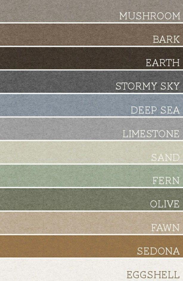Met elke set van drie kleuren maak je mooie combinaties!