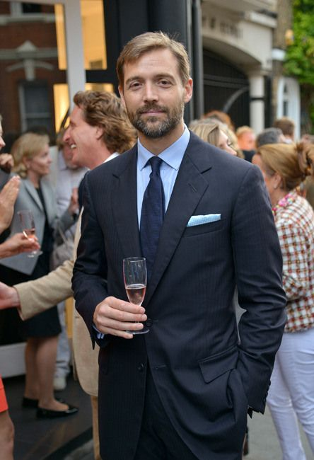Patrick Grant from Norton & Sons