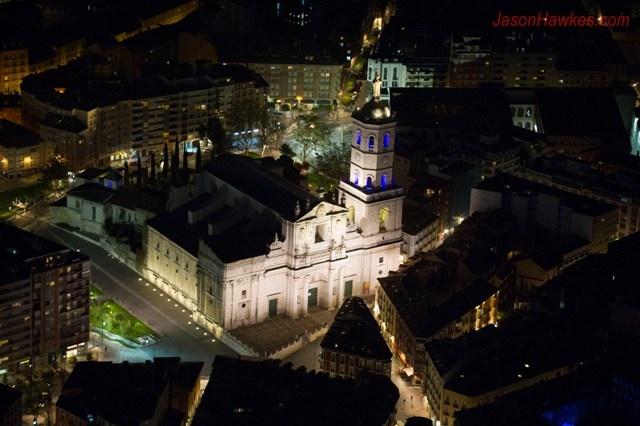 Nocturna Catedral