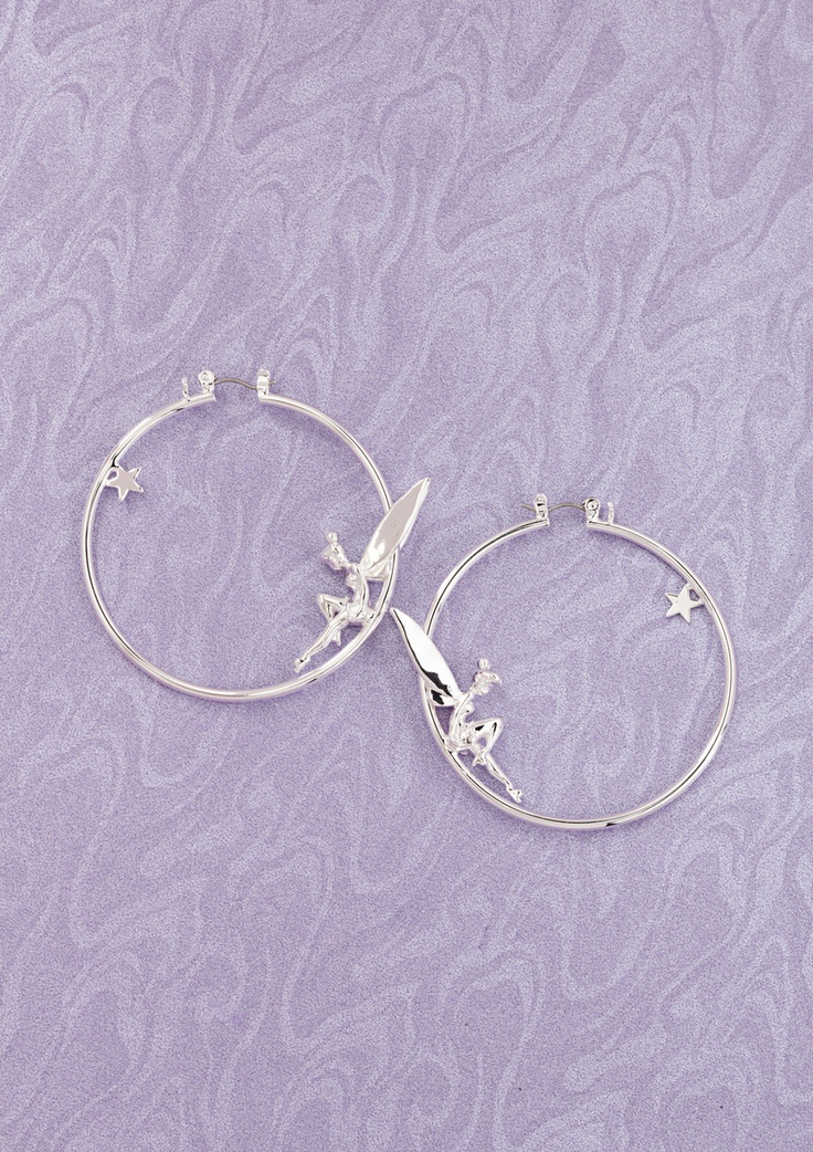 DISNEY COUTURE              Tinkerbell Earrings