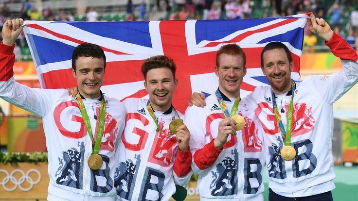 Team Sky sign Olympic gold medallist Owain Doull