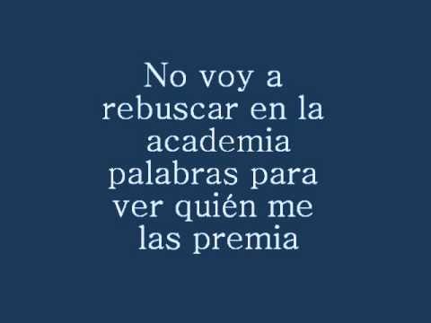 Te quiero - Ricardo Arjona (con letra) - YouTube