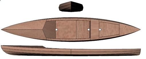 how to build a small boat out of plywood