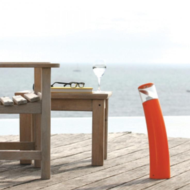 Lampe Design   Borne Bamboo, Roger Pradier Design®