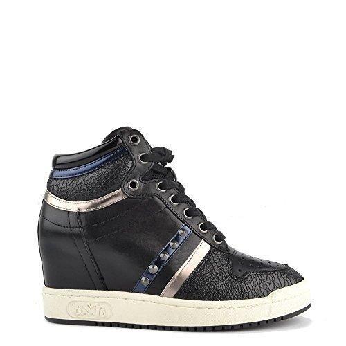 Oferta: 189€. Comprar Ofertas de Ash Zapatos Prince Zapatillas Negro Mujer 39 EU Negro barato. ¡Mira las ofertas!