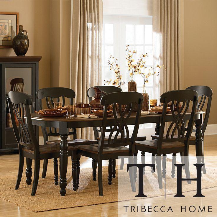 top 25+ best black dining room sets ideas on pinterest | black