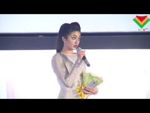 Maaveeran Kittu Tamil Movie  Audio launch | Actress Catherine Theresa