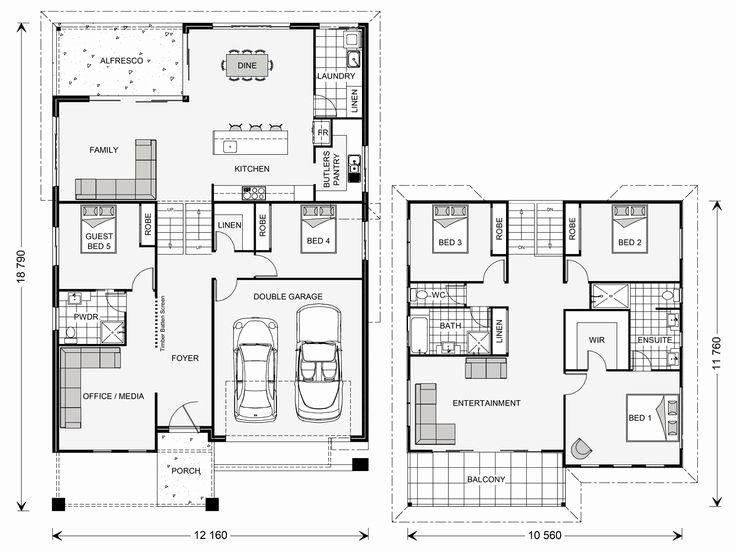4 Level House Plans Fresh Seaview 321 Split Level Home Designs In Dubbo Huisplattegronden Huis