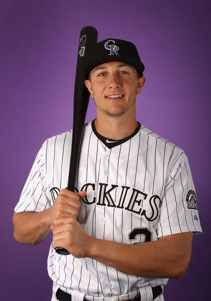 Troy Tulowitzki. The only reason I will ever watch a baseball game.