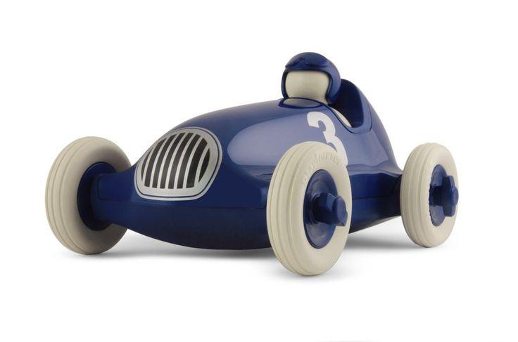 Metallic Blue Playforever Bruno Roadster