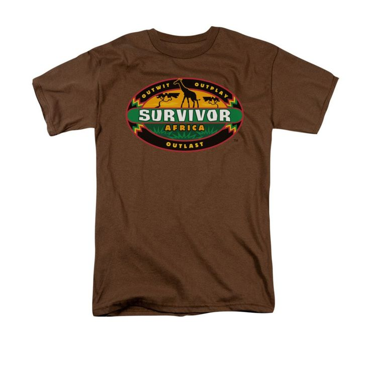 Survivor - Africa Adult Regular Fit T-Shirt