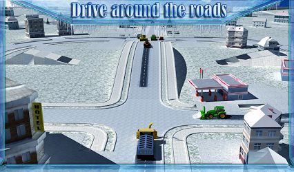 Snow Blower Truck Sim 3D v1.0 Apk - Android Games - http://apkville.net/2015/01/snow-blower-truck-sim-3d-v1-0-apk-android-games/