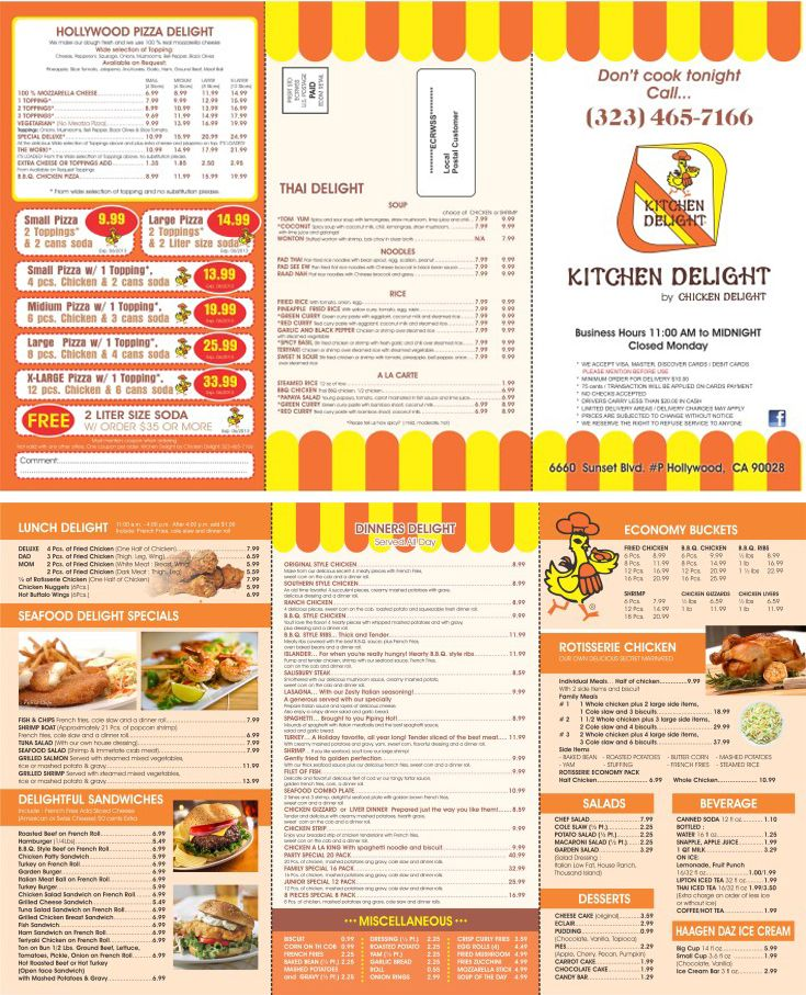 togo menu flyer - Mersnproforum
