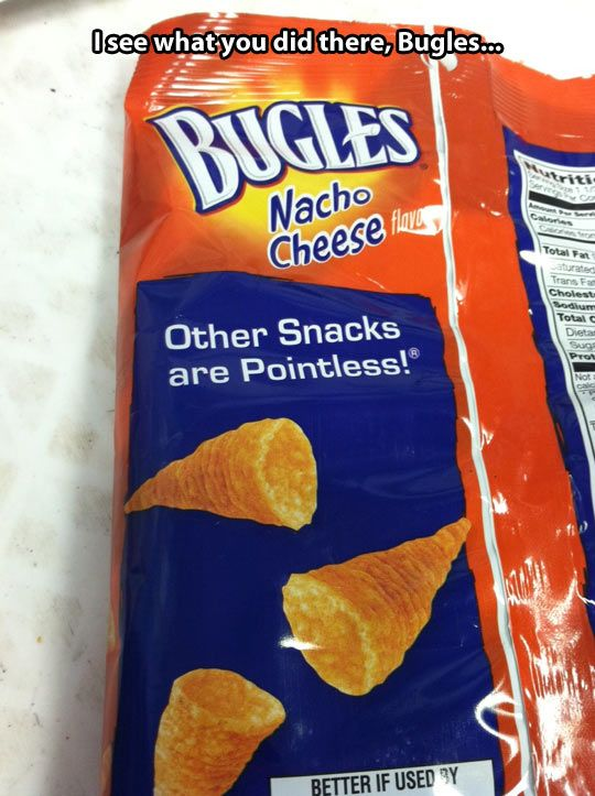 Pointless snacks // funny pictures - funny photos - funny images - funny pics - funny quotes - #lol #humor #funnypictures