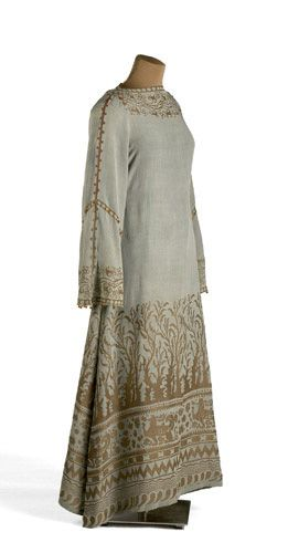 Dress, Mariano Fortuny, c. 1910-1930.