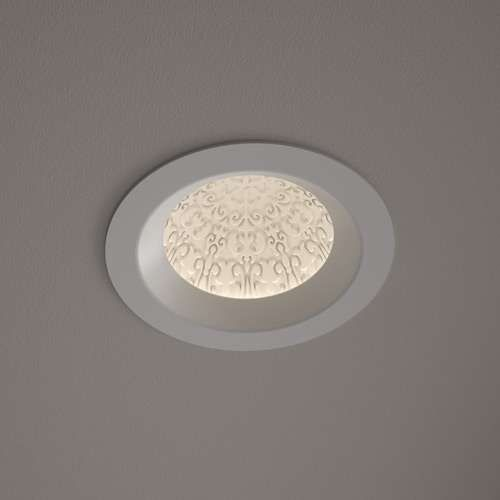 ELEMENT Reflections Fleur 5 Inch Dome Trim. Led Recessed LightingIndirect  Lighting