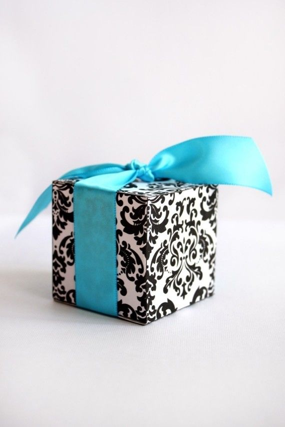 Damask Wedding Favor Boxes : Best images about damask wedding inspiration on