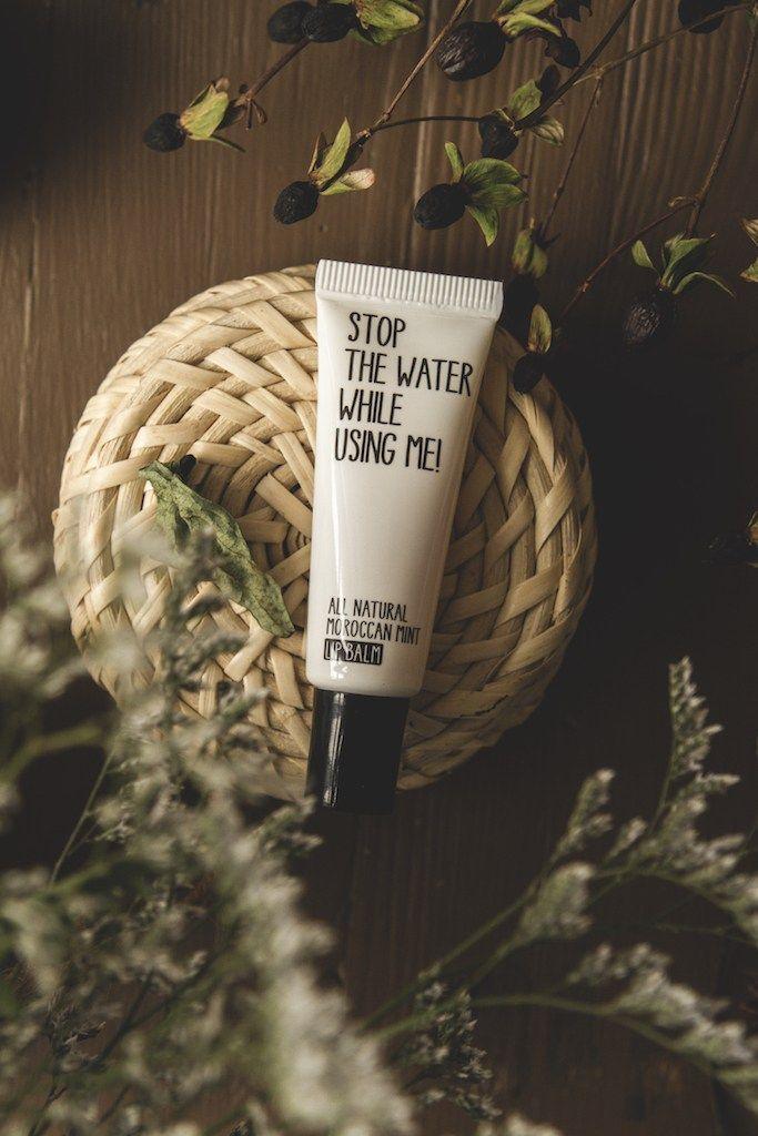Brand Spotlight : Stop the water while using me   TLV Birdie Blog