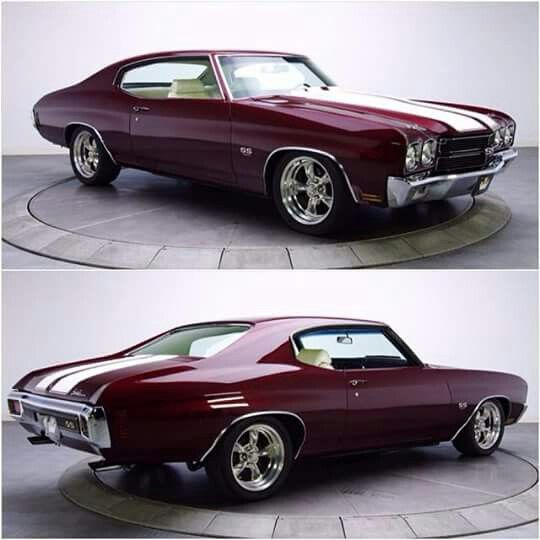 Chevy Chevelle SS                                                                                                                                                                                 More