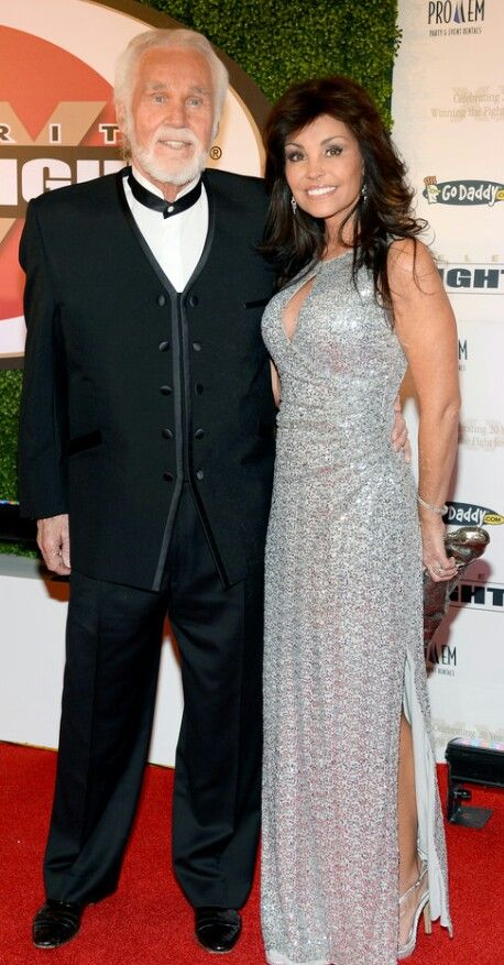 Kenny Rogers and Wanda Miller | Country singers, Country ...