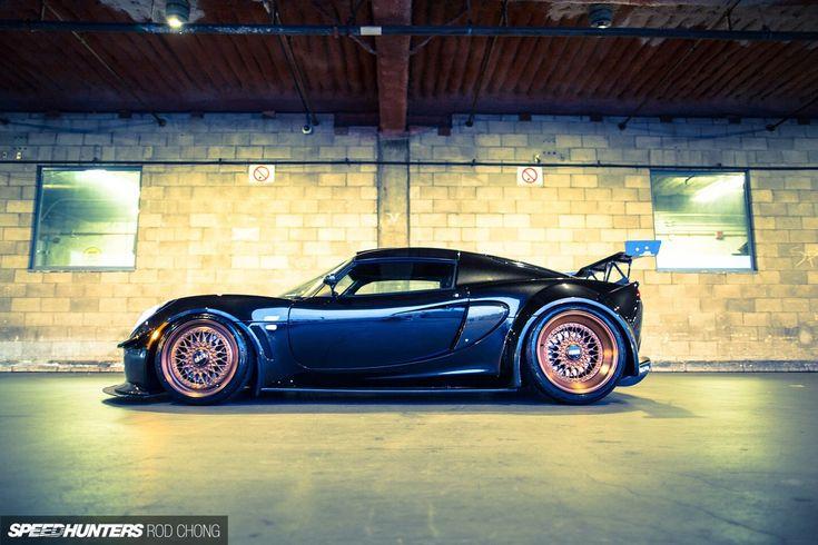 Beautiful Machine!!! Wekfest Lotus Exige Rod Chong Speedhunters