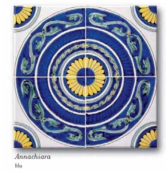 Ceramica Francesco De Maio | Classico Vietri | Annachiara #ceramicafrancescodemaio